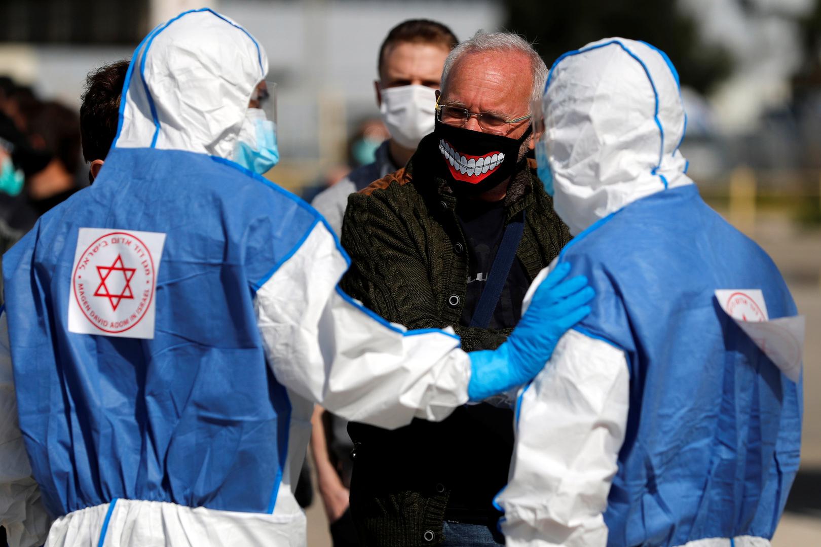 إسرائيل.. حصيلة الوفيات بكورونا تبلغ 79 وإجمالي عدد الإصابات يقترب من الـ10 آلاف