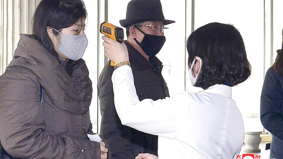 39 إصابة جديدة بكورونا في كوريا الجنوبية والإجمالي  10,423