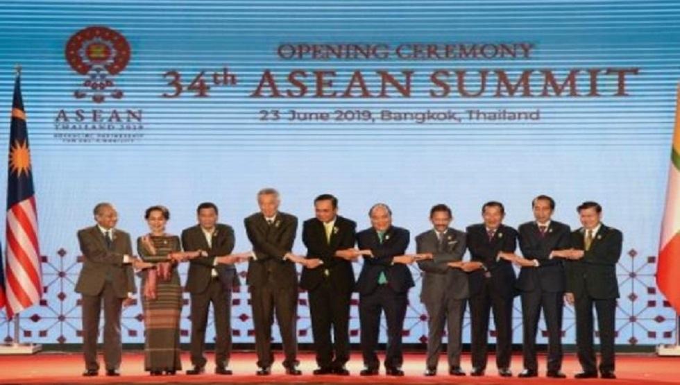 أرشيفية لاجتماع قادة آسيان