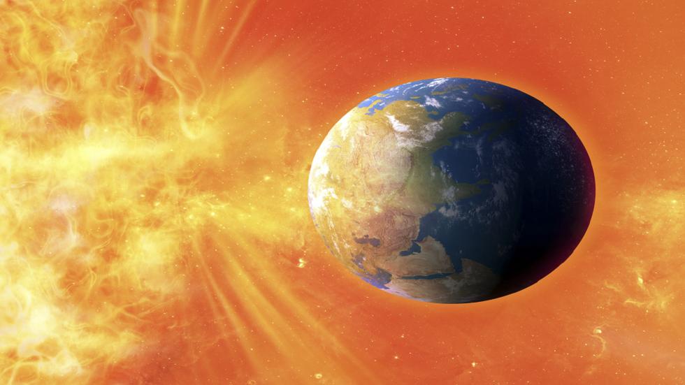 تحذير فضائي.. رياح شمسية بسرعة 1.6 مليون كم/الساعة تضرب الأرض!