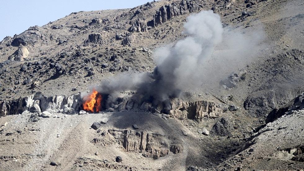 مصادر إعلامية يمنية: غارات للتحالف على مديريتي حرض والحزم