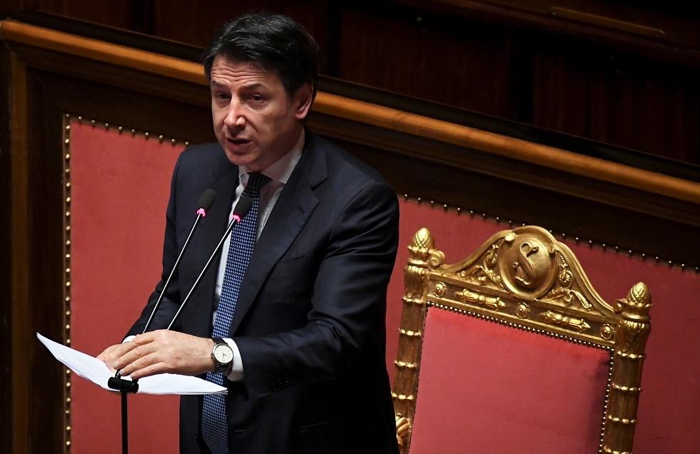 روما: ادعاء وجود مصالح وراء مساعدات روسيا لنا إهانة لنا ولبوتين