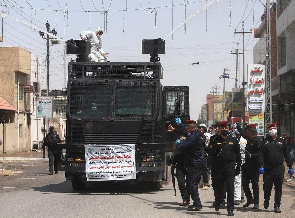 العراق.. 30 إصابة جديدة بفيروس كورونا