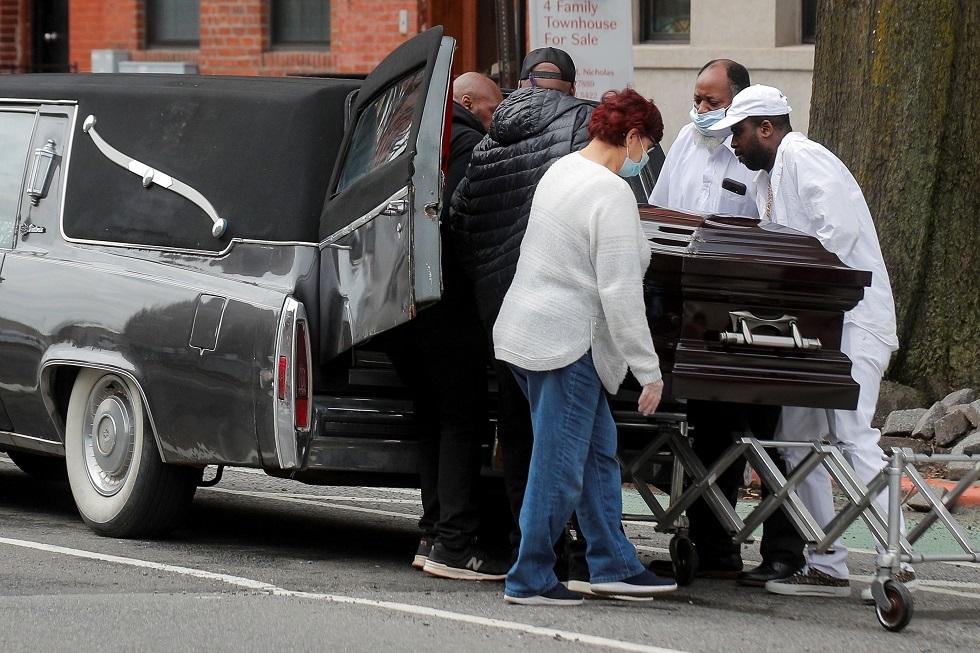 الولايات المتحدة.. إصابات كورونا 427460 ووفياته 14696