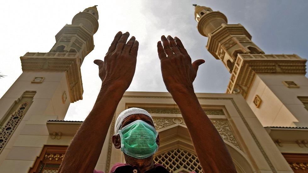 تمديد إغلاق المساجد في الإمارات