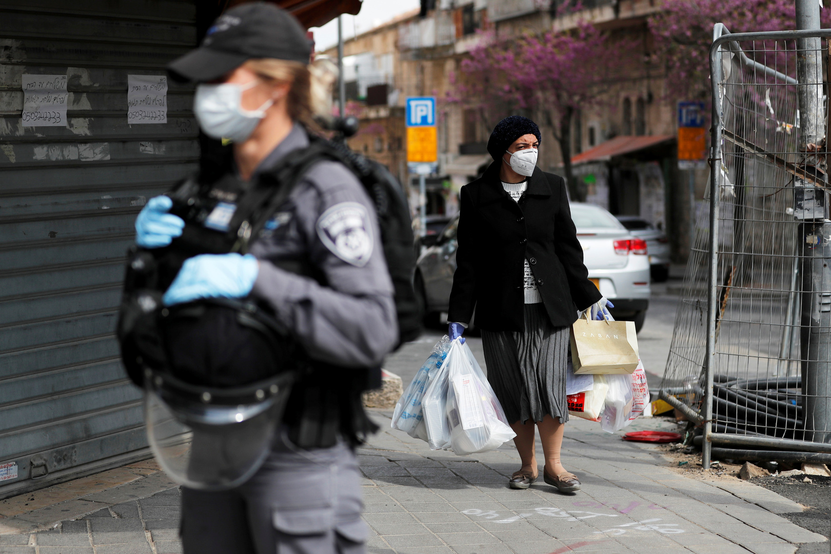 إسرائيل.. ارتفاع حصيلة ضحايا كورونا إلى 86