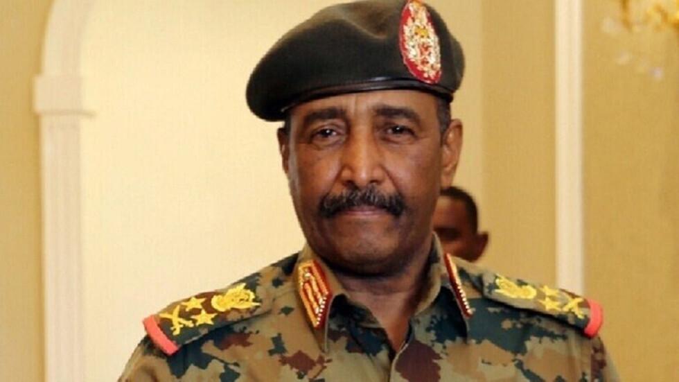 عبد الفتاح البرهان  يلتقي وفدا عسكريا إثيوبيا برئاسة رئيس هيئة القوات المشتركة