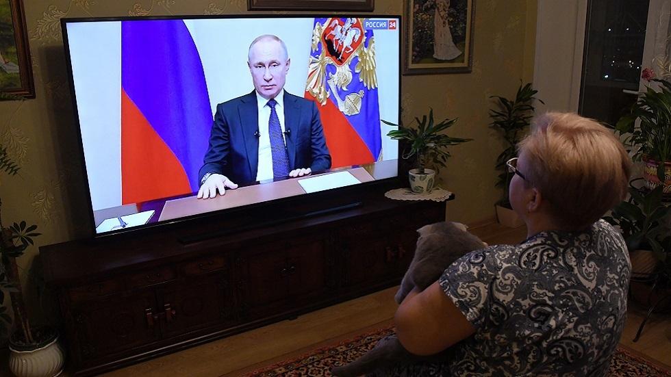 الكرملين: لو لم يعلن بوتين نظام العزل الذاتي لشهدت روسيا ارتفاعا كبيرا للإصابات بكورونا
