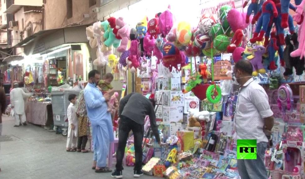 المنامة تشهد عودة الأنشطة التجارية جزئيا