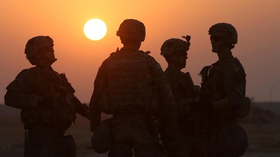 قوات التحالف الدولي في العراق - أرشيف
