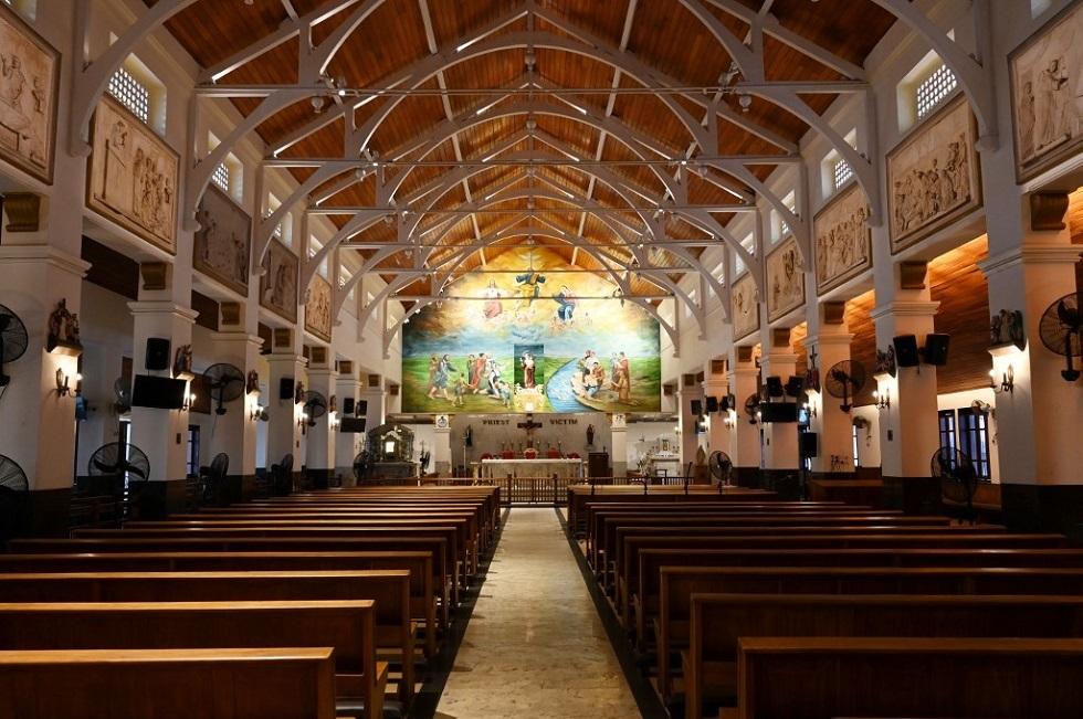 كنيسة في سريلانكا
