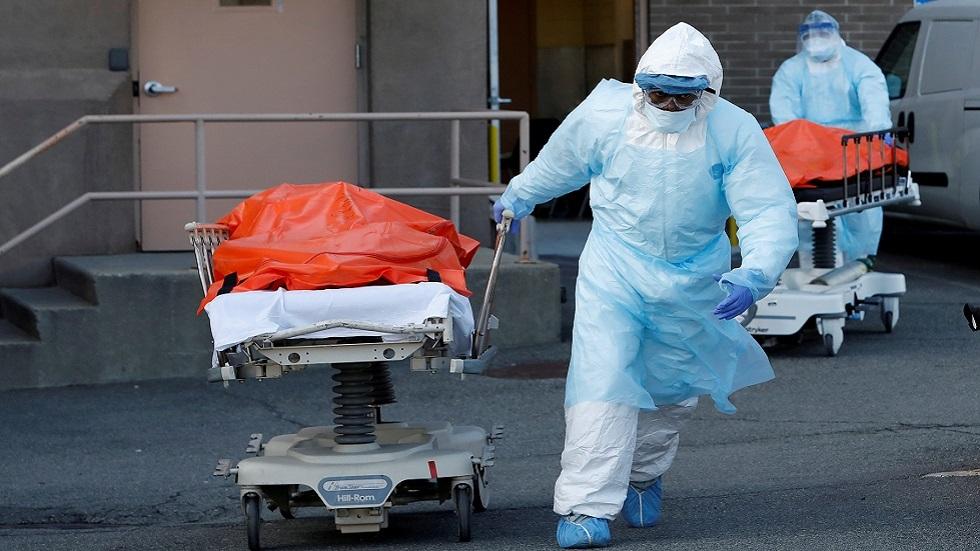 الولايات المتحدة تسجل قفزة قياسية في وفيات كورونا بأكثر من 2300 في يوم واحد