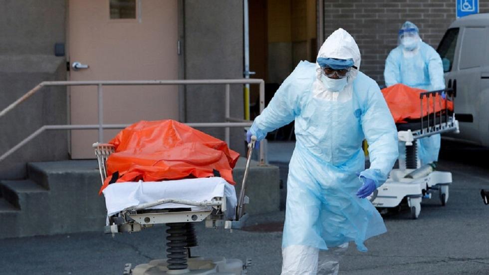 الولايات المتحدة.. ارتفاع قياسي في الوفيات بفيروس كورونا لليوم الثاني على التوالي
