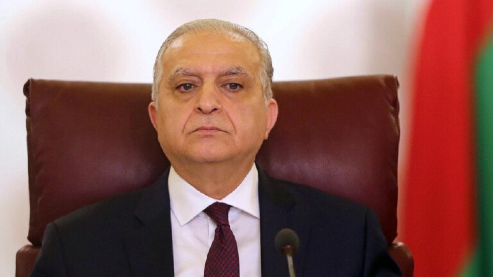 وزير الخارجية العراقي محمد الحكيم