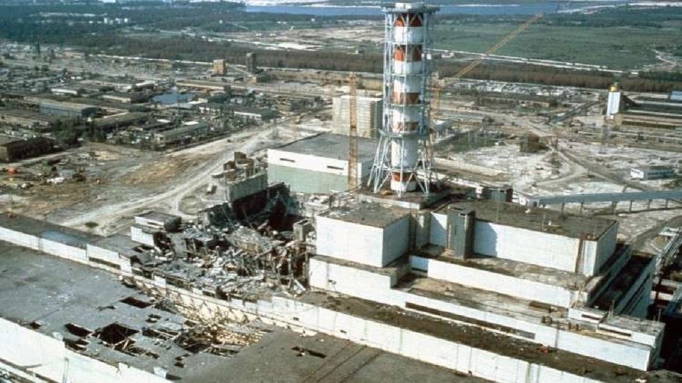اندلاع حرائق جديدة قرب مفاعل تشيرنوبل في أوكرانيا