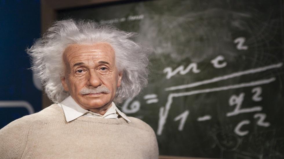 العالم آينشتاين