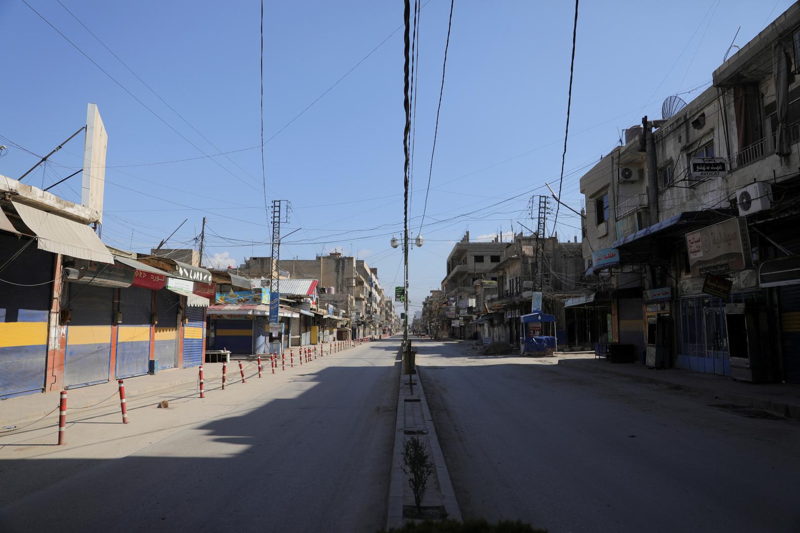 الإدارة الكردية شمال شرق سوريا تؤكد رصد أول وفاة بكورونا وتهاجم منظمة الصحة العالمية