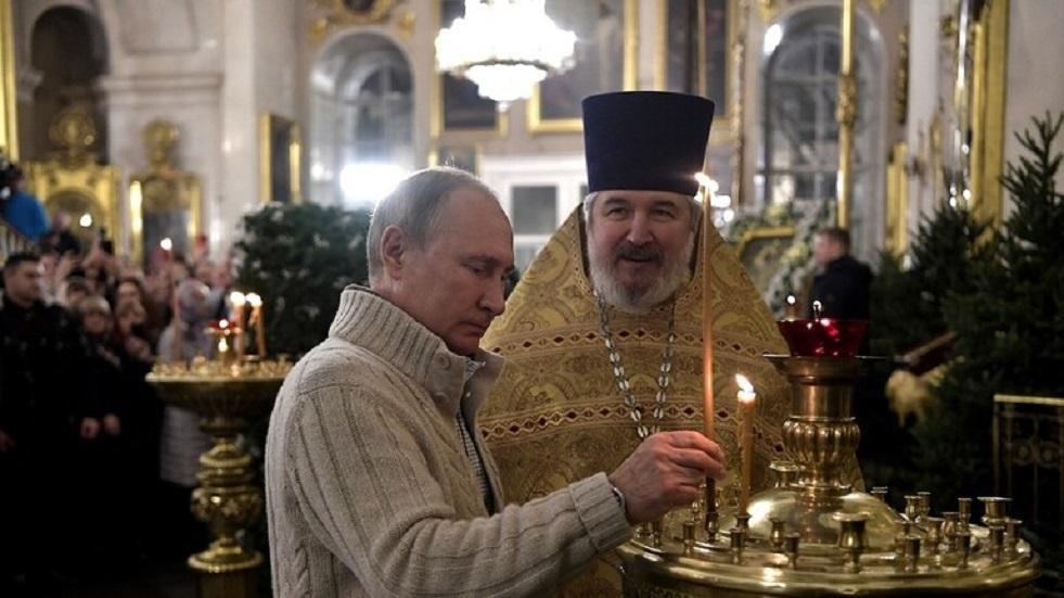 الكرملين يوضح  كيف سيقضي بوتين عيد الفصح