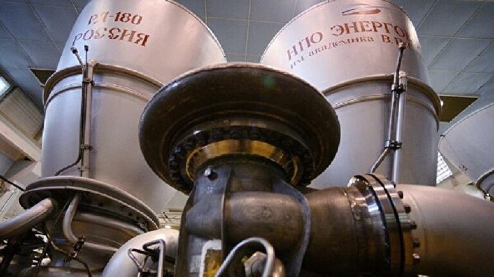 محركات الصواريخ الروسية