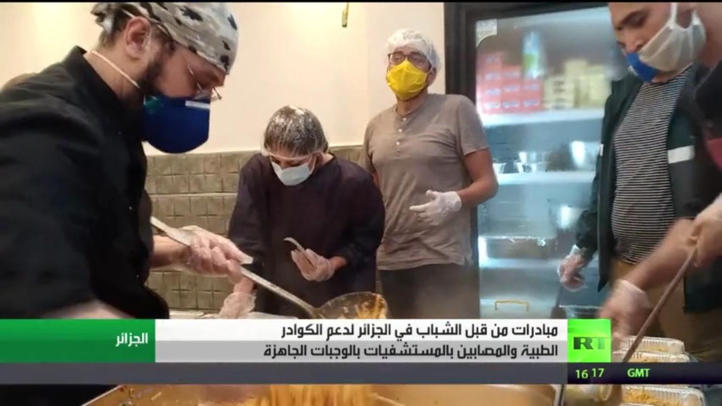 الجزائر تسجل 384 وفاة بفيروس كورونا