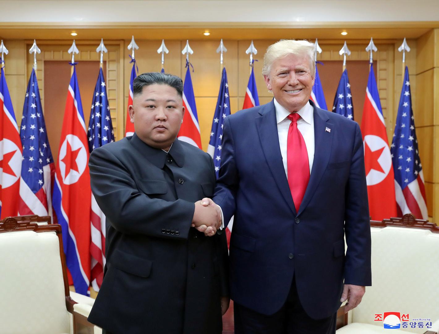 ترامب يعلق على التقارير حول إصابة زعيم كوريا الشمالية بـ