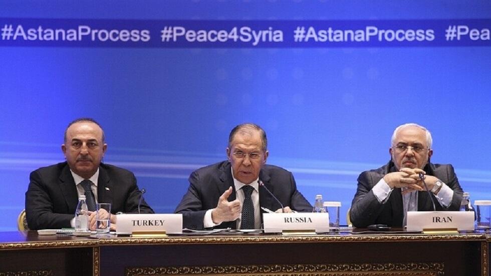 الخارجية الإيرانية: عملية أستانا هي الأكثر تأثيرا لحل الأزمة السورية