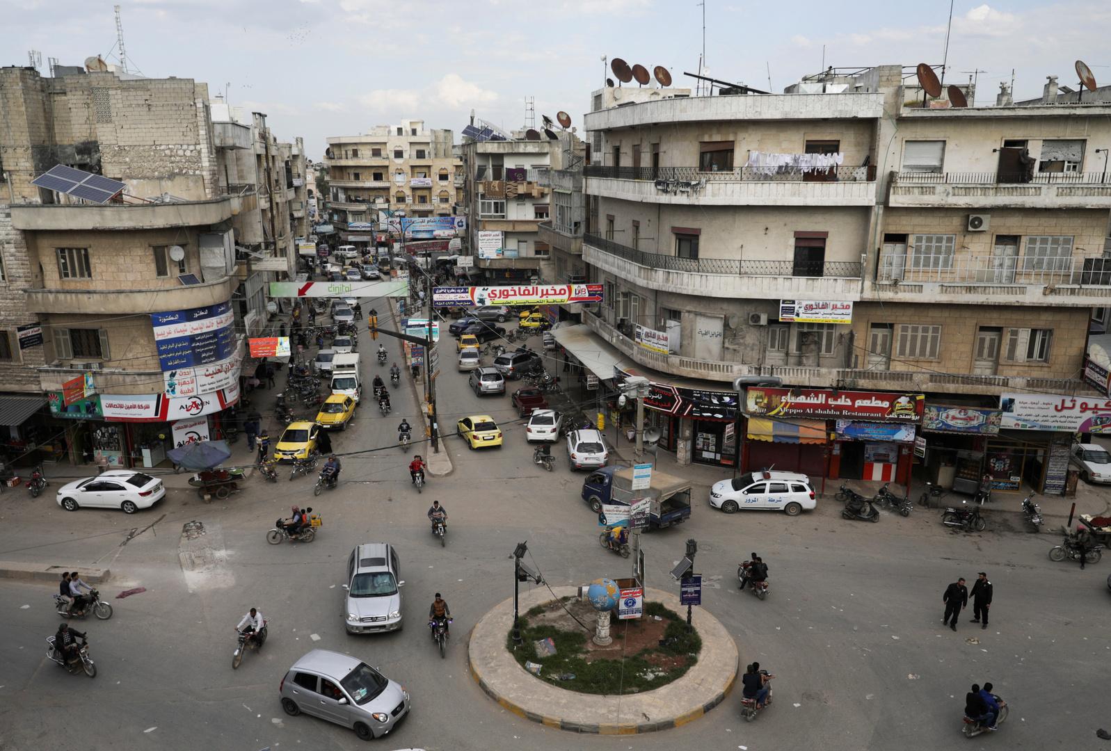 مشهد إدلب