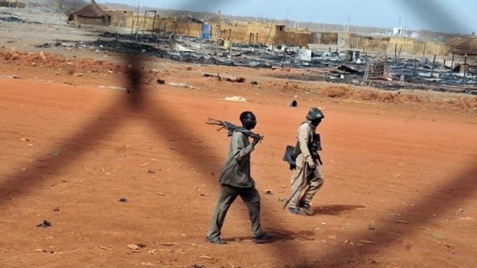 إقليم دارفور في السودان - أرشيف