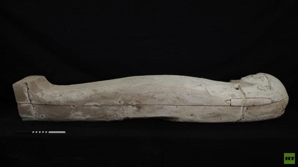 اكتشاف تابوت أثري في مصر عمره نحو 3600 سنة!