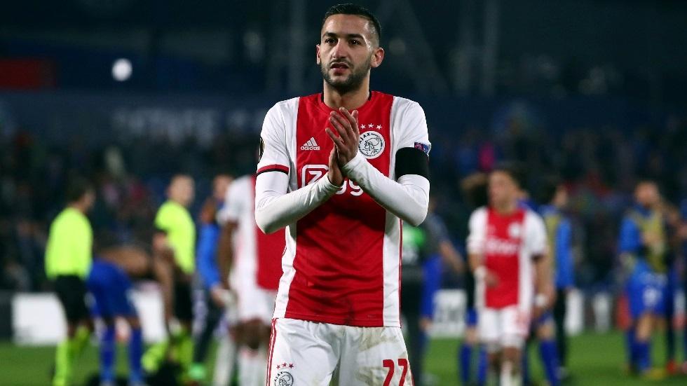 زياش غاضب بعد إلغاء الدوري الهولندي: