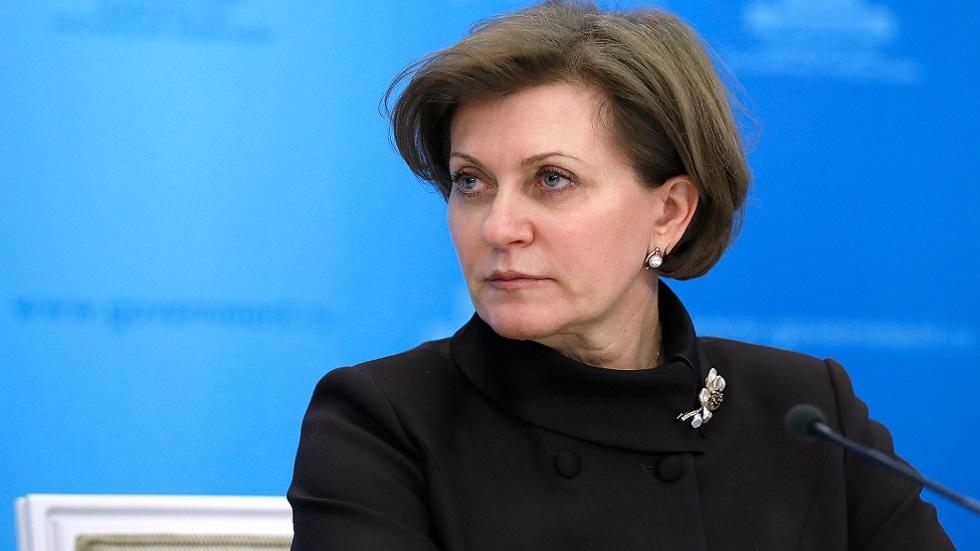 آنا بوبوفا، رئيسة هيئة حماية المستهلك الروسية