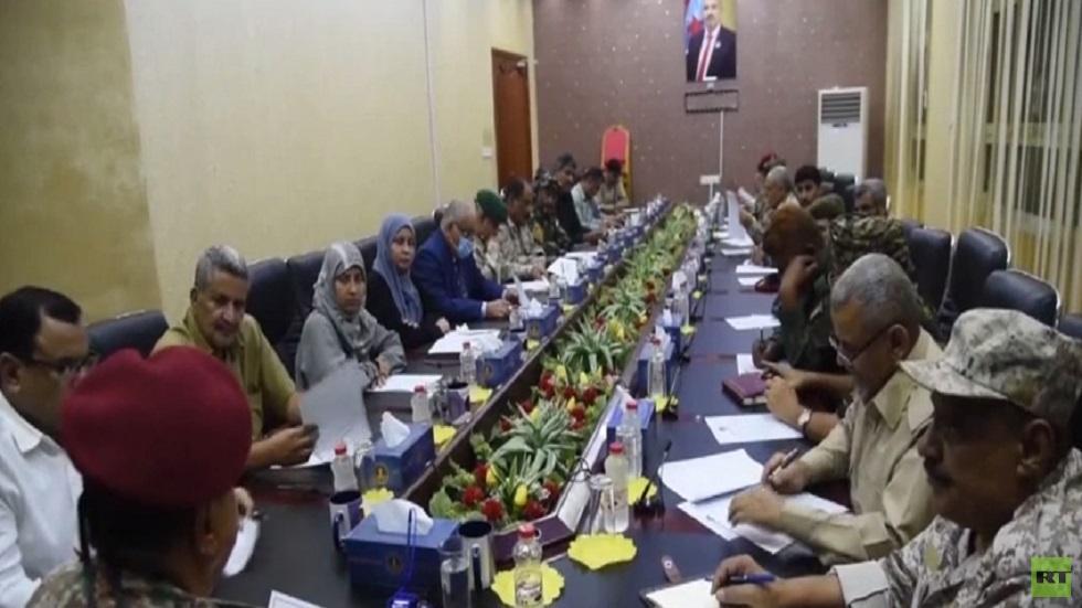 الحكومة اليمنية: إعلان الإدارة الذاتية تمرد
