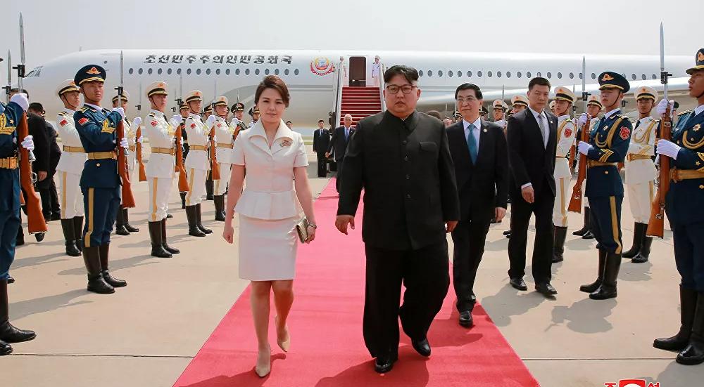 الصين: لا معلومات لدينا عن حالة كيم ولا علاقة لبعثتنا الطبية إلى بيونغ بانغ بصحته 