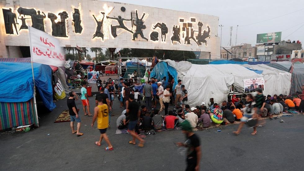 العراق: المواطنون لم يلتزموا بإجراءات الوقاية خلال الحظر الجزئي