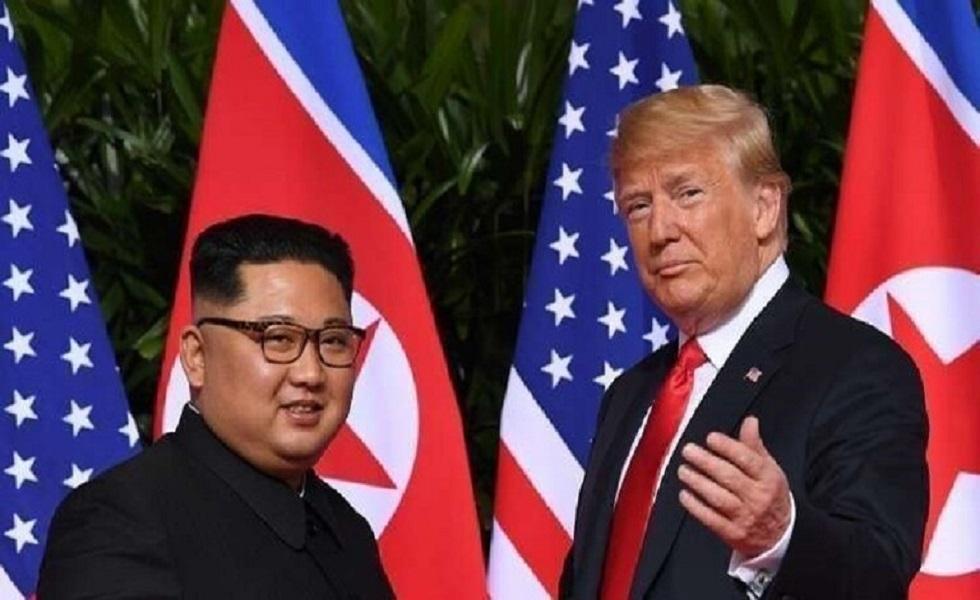 ترامب يقول إنه يعلم بحال الزعيم الكوري الشمالي
