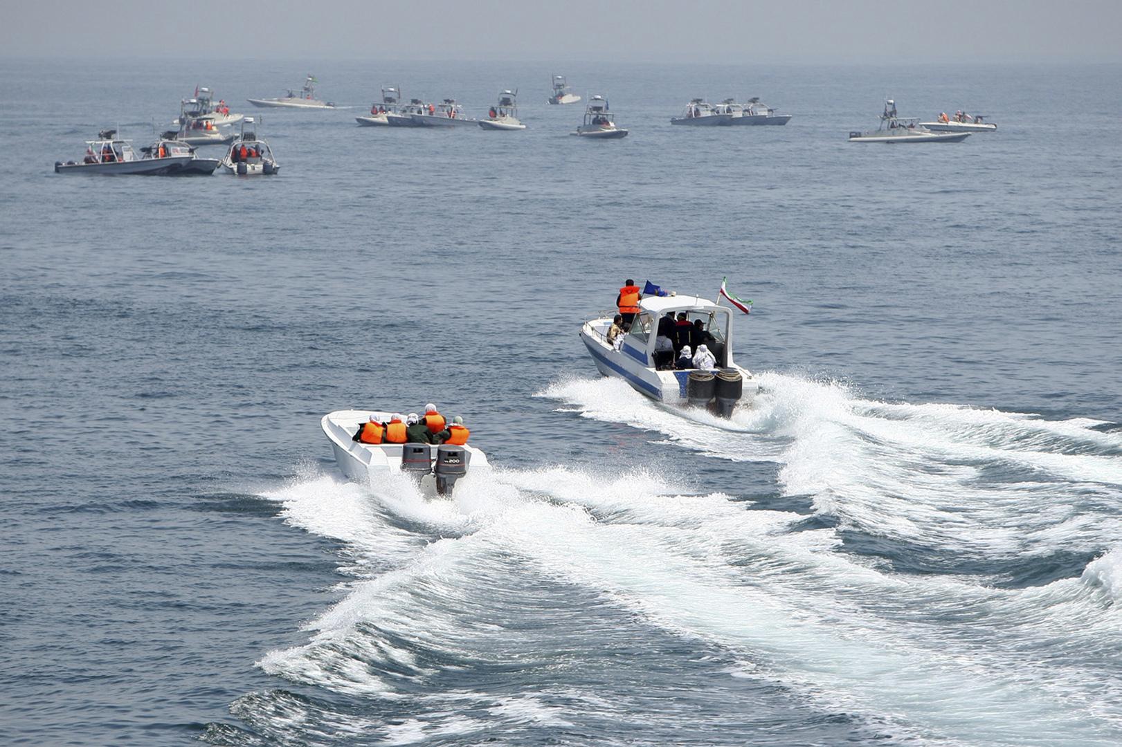 الحرس الثوري: الخليج الفارسي ملك لإيران ولا يمكن لأحد تزوير اسمه