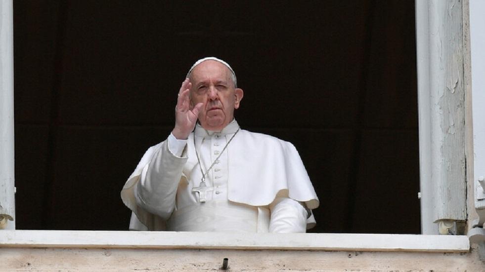 بابا الفاتيكان يعلق على انتشار كورونا: العالم لا يقوم على المال والأنظمة الجشعة