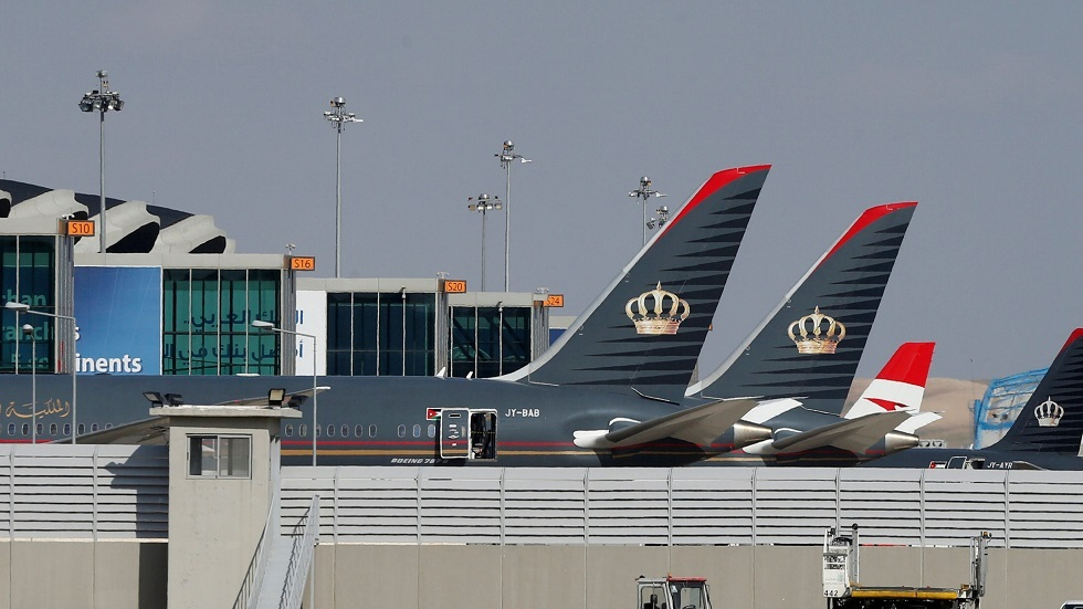 مطار الملكة علياء الدولي في الأردن