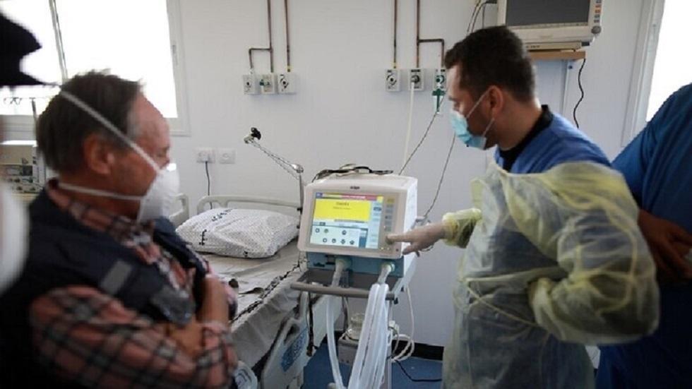 مستشفى في قطاع غزة - أرشيف