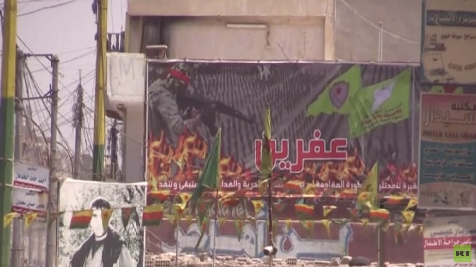 أكراد سوريا يطلبون تحقيقا دوليا بتفجير عفرين