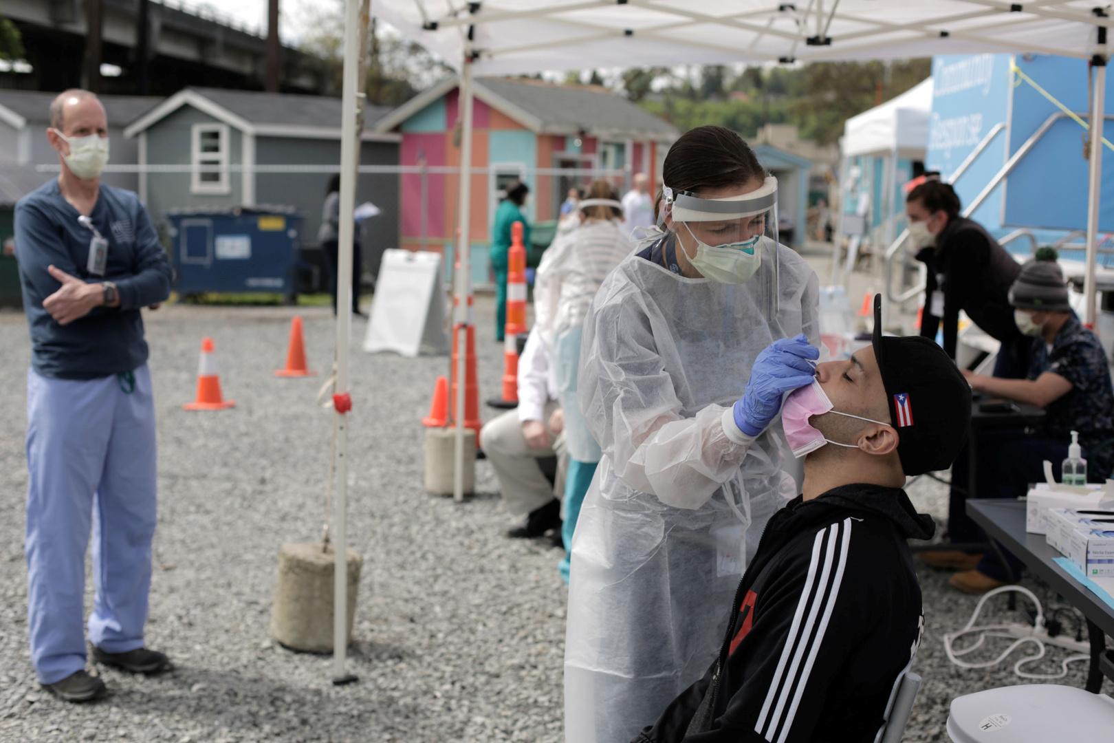رويترز: وفيات كورونا في الولايات المتحدة تتجاوز الـ60 ألفا