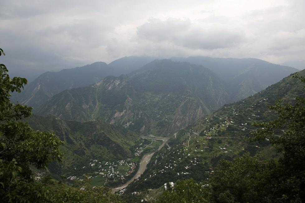 جزء من كشمير خاضع لباكستان