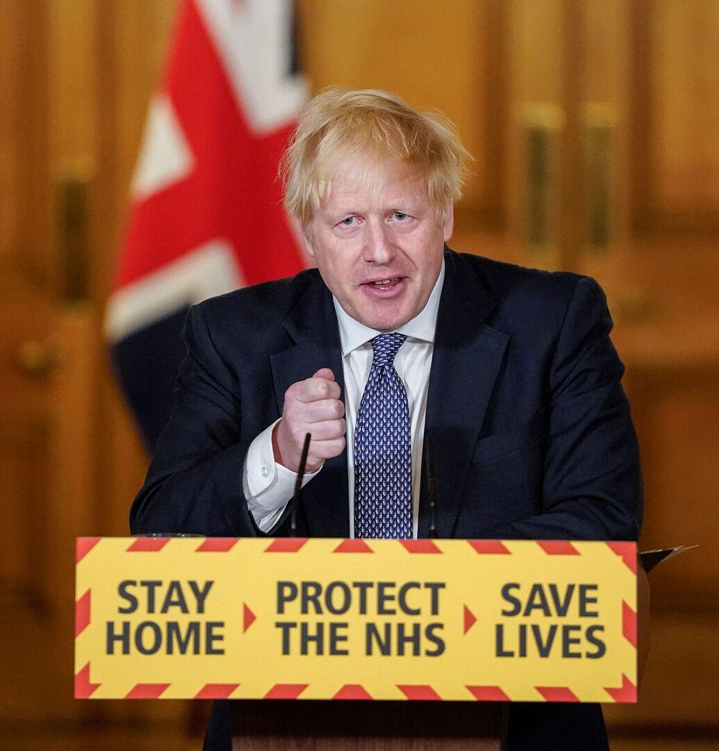 جونسون يعلن تجاوز ذروة الجائحة في بريطانيا رغم تسجيل 674 وفاة جديدة بكورونا