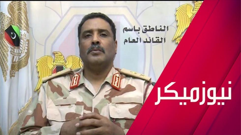ليبيا.. ما خلف إعلان حفتر وقف القتال خلال رمضان
