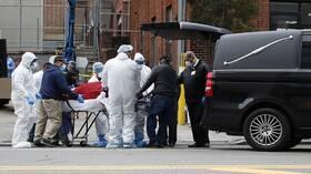 عدد الوفيات بكورونا في نيويورك يتخطى عتبة الـ1000 شخص