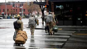 القوات الأمريكية تفرض إجازة غير مدفوعة على الكوريين
