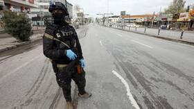 بدءا من اليوم.. فرض حظر شامل للتجوال لمدة 48 ساعة في كردستان العراق