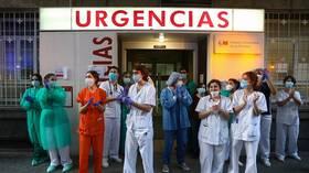 تسجيل 637 وفاة جديدة في إسبانيا جراء كورونا