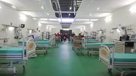 أطباء عسكريون روس يتولون علاج مرضى كورونا في إيطاليا