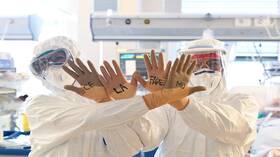 إحصائية جديدة: 103 أطباء في إيطاليا فقدوا حياتهم بسبب كورونا